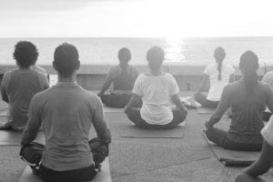 Yoga suave para mayores