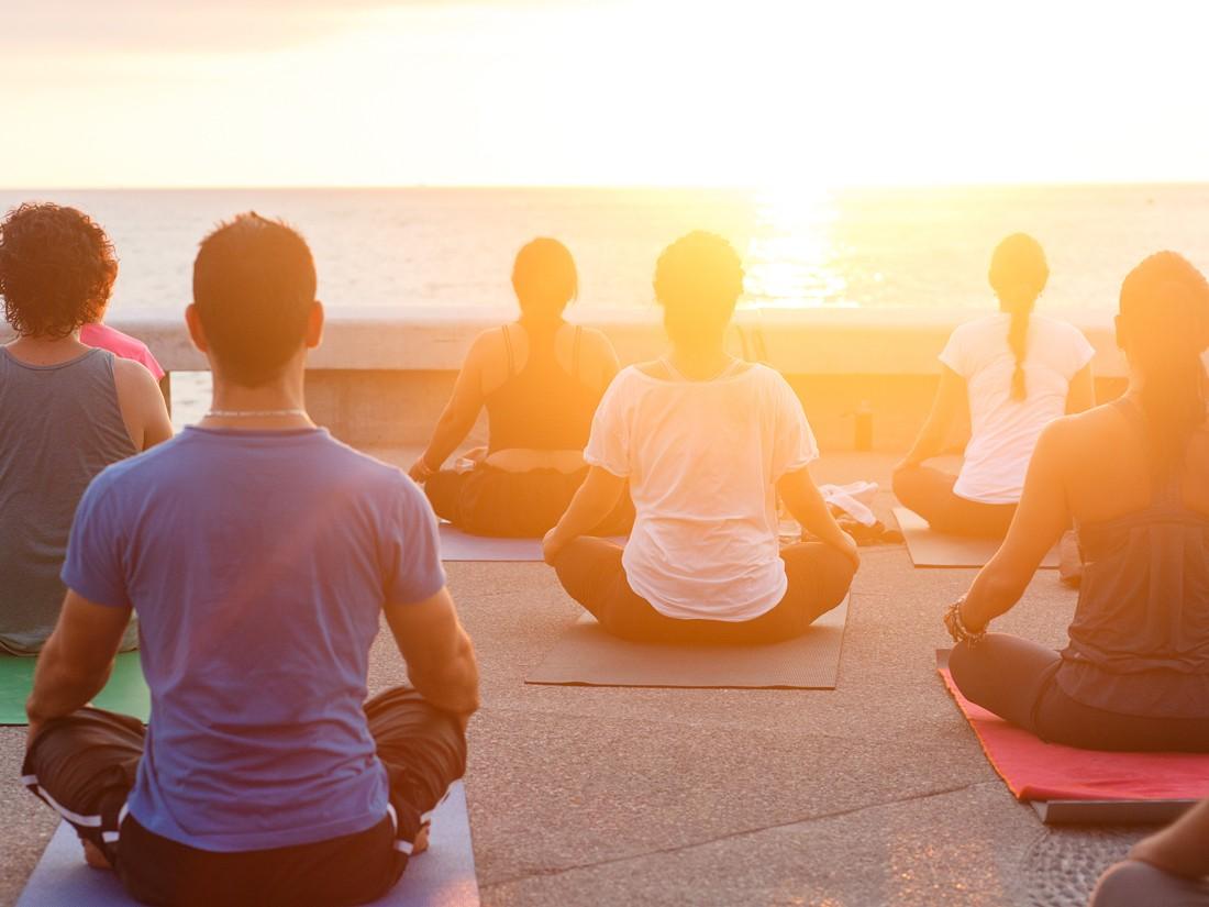 Aprende a respirar y a meditar