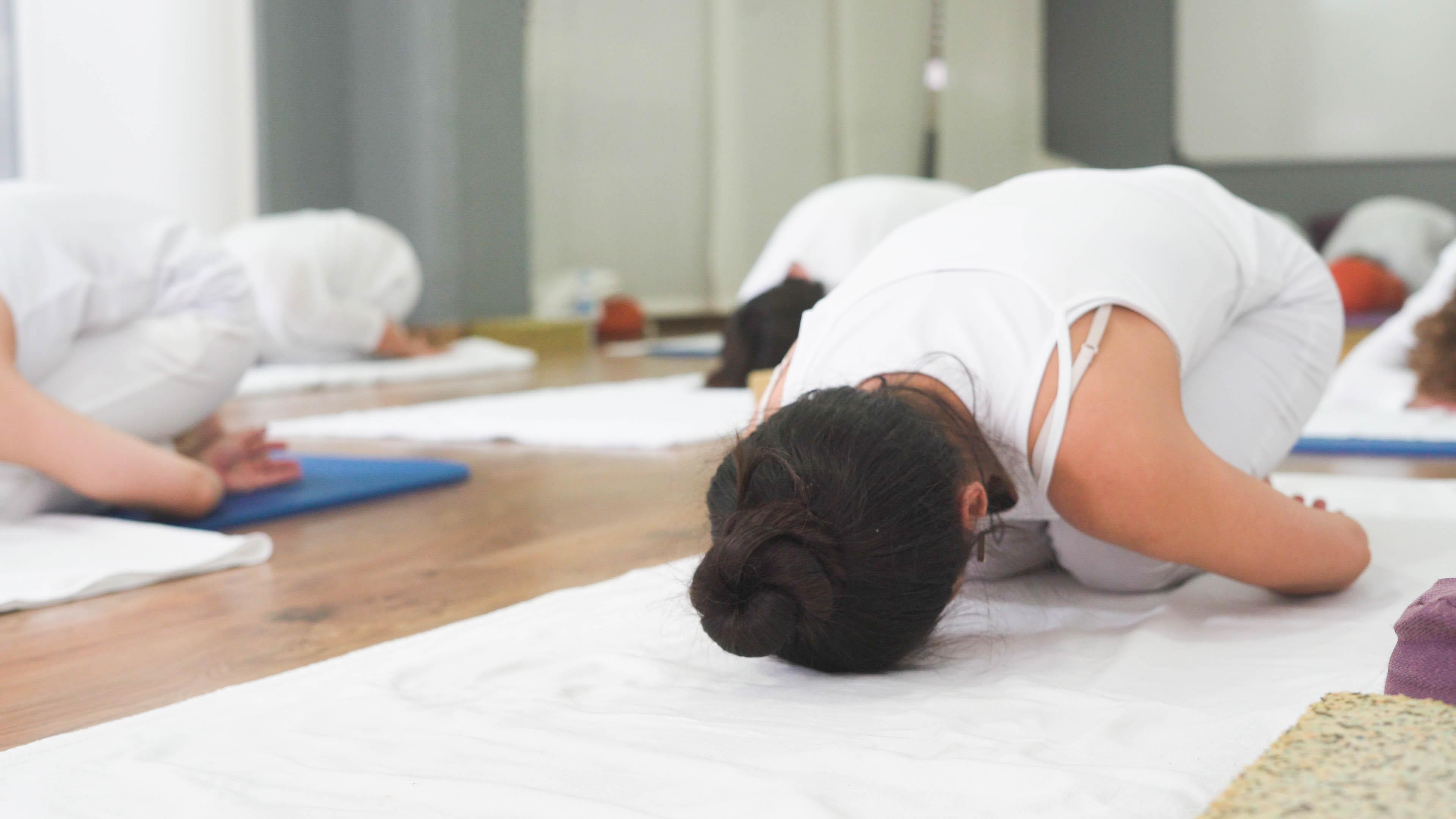 Aprende a meditar y a relajarte